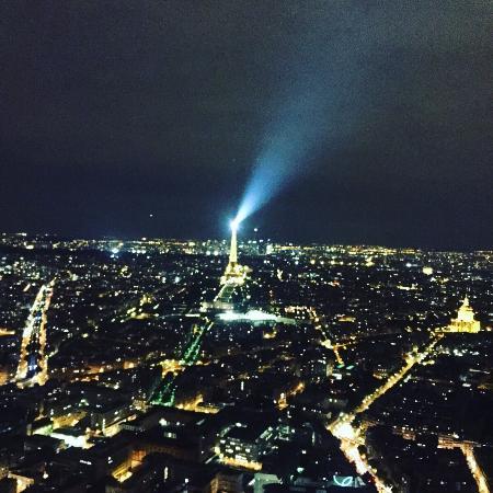 Tour Montparnasse Paris Picture Of Observatoire