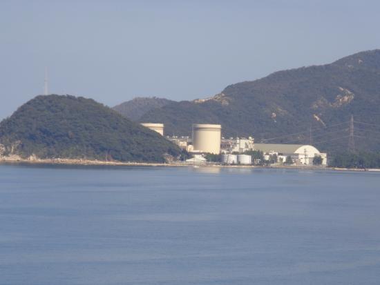 Mihama-cho, Japan: 若狭湾と美浜町原発
