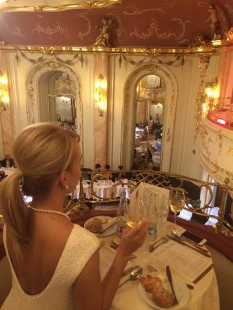 Mozart concert in the grand hotel bohemia picture of for Grand hotel bohemia prague reviews