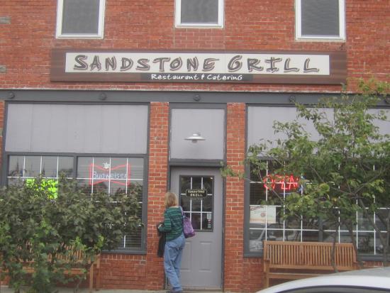 Sandstone Grille Burwell NE