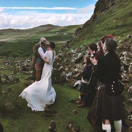 Fairy Glen - obrázek zařízení Fairy Glen, Ostrov Skye