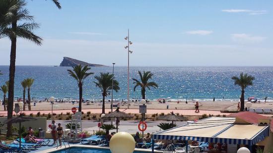 Foto de hotel poseidon playa benidorm hotel tripadvisor for Hotel poseidon playa
