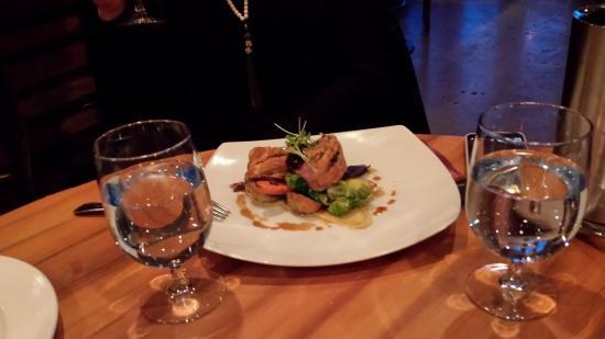 The Pines Restaurant: Carne branca..