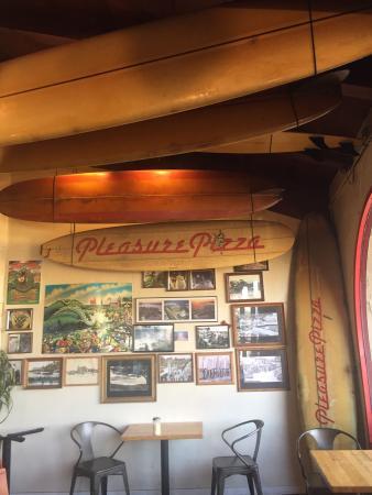 Pleasure Pizza