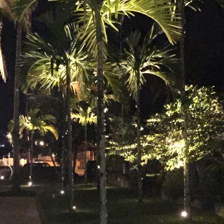 Itapemar Hotel: Jardines