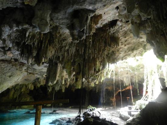 Cavernas Chaaktun
