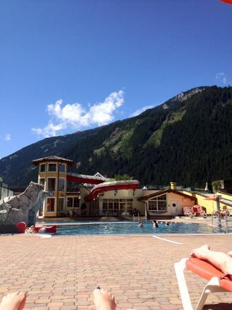 Erlebnisbad Mayrhofen im Zillertal