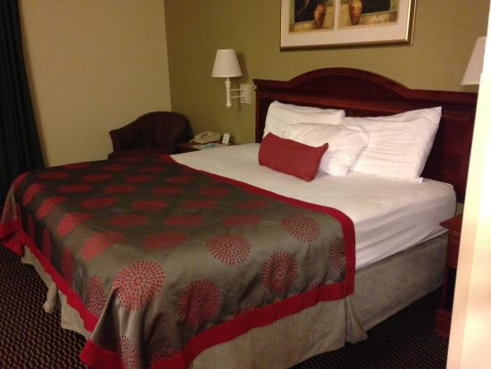 Awesome King Size Beds Picture Of Ramada Columbia