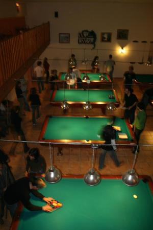 billard grenoble