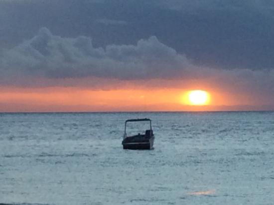 Tangalooma Island Resort: Sunset