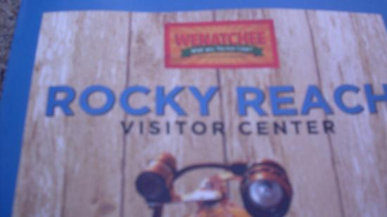 Wenatchee, WA: Visitor Center and museum