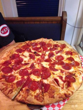 Mio's Pizzeria -madisonville