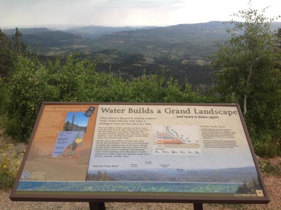 Navajo Dam, NM: Navajo Lake State Park area