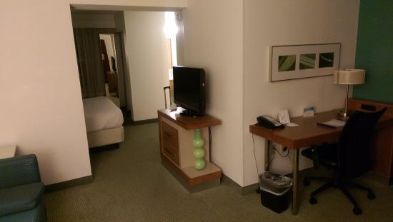 SpringHill Suites Williamsburg: Bedroom