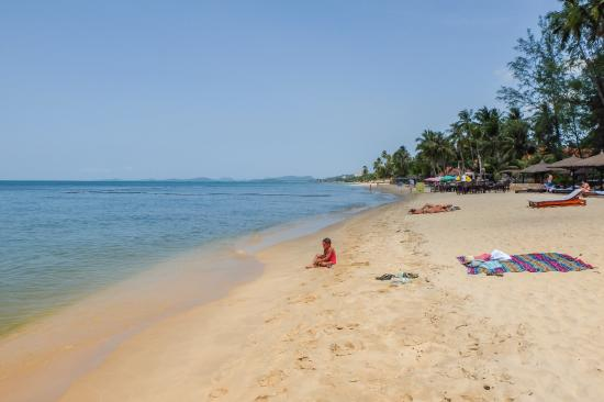 Arcadia Phu Quoc Resort: beach
