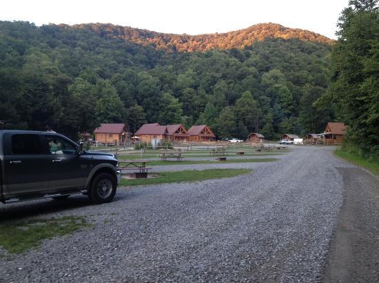 Ashland Resort : RV sites and cabins