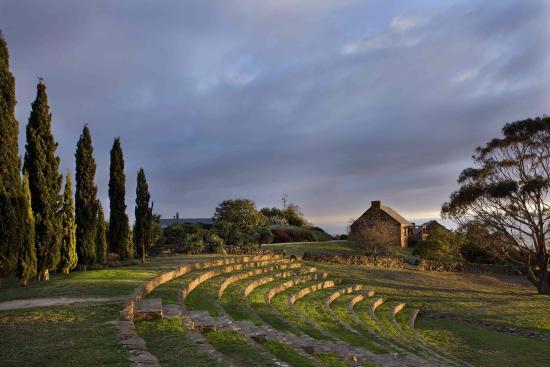 Piermont Retreat: The Amphitheatre at Piermont.