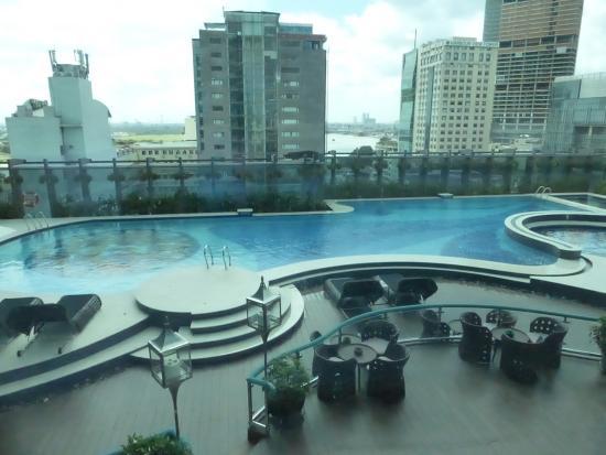 6th Floor Outdoor Pool Picture Of The Reverie Saigon Ho Chi Minh City Tripadvisor