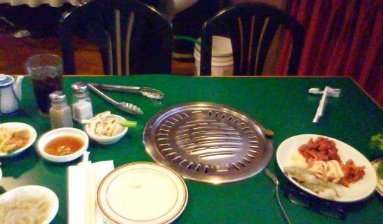 Chung GI WHA Restaurant