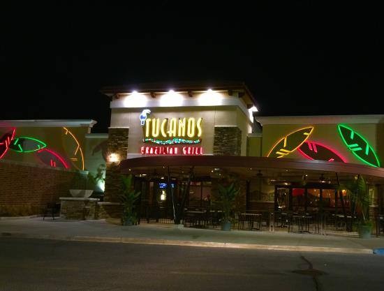 Tucanos Brazilian Grill is a Brazilian restaurant where freshly grilled meats and vegetables are brought directly to your table for your selection. Birthday Club | Tucanos Brazilian Grill Locations.
