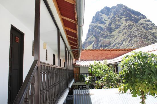 Munay Tika Hotel: Hermosa vista