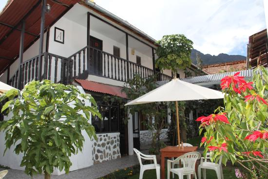 Hotel Munay Tika: Tranquilidad para descansar