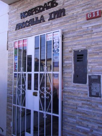 Anccalla Inn Guesthouse: 外観