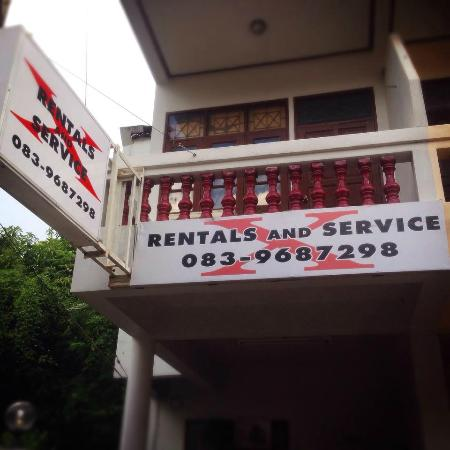 X Rentals and Service