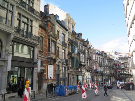 Au Vieux Saint Martin : サブロン広場