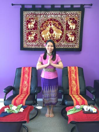 Havelock North, New Zealand: Very relaxing and authentic thai massage. Beautiful shop and an amazing massage
