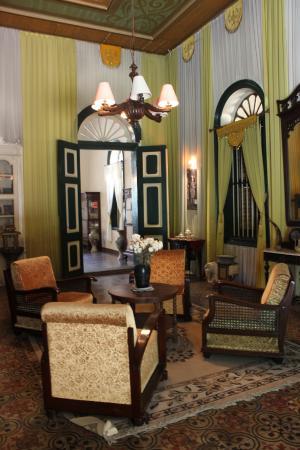 ruang tamu Picture of Tjong A Fie s Mansion Medan TripAdvisor