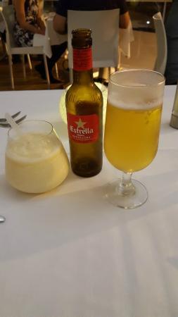 Beer & cocktail