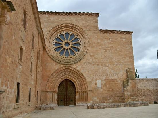 Santa Maria de Huerta Monasterio Cisterciense