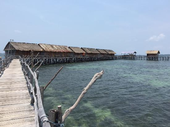 Bintan Laguna Restaurant and Resort : tranquility