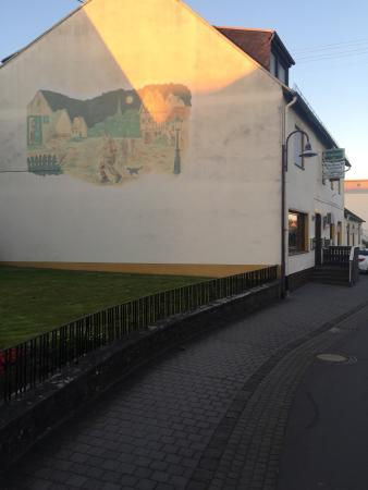 Nachtsheim, Alemania: Gasthaus Tannengrun