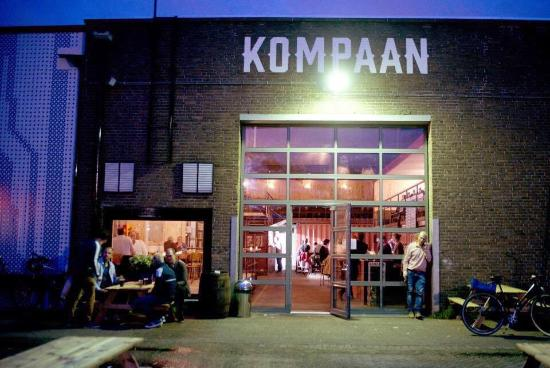 Kompaan Craft Beer Bar