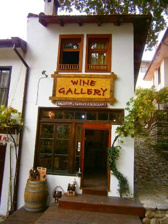 Wine Gallery Melnik - The Best of Melnik Wines
