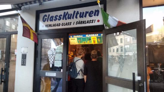 Glasskulturen