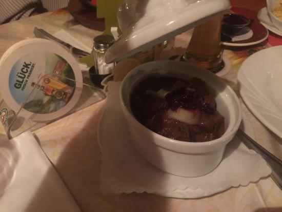 Ringsheim, Tyskland: Super repas, copieux et délicieux. Accueil très correct et carte en français.