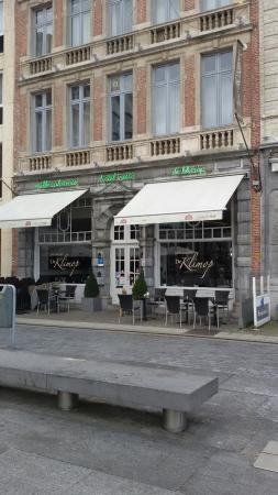 Hotel mille colonnes