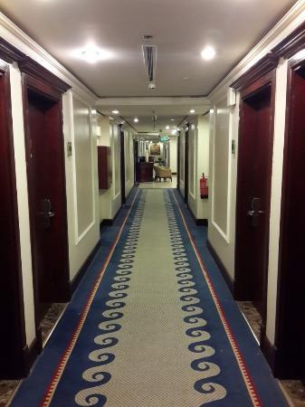 Golden Tulip Andalusia Riyadh : Executive Floor - Hallway