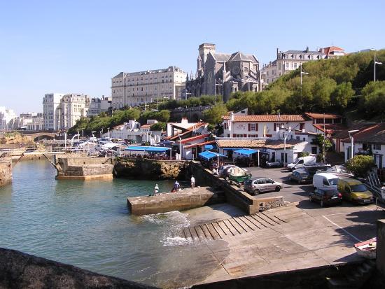 restaurants sur le vieux port picture of chez albert biarritz tripadvisor