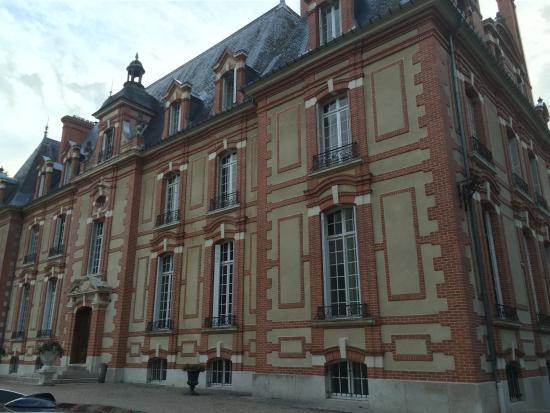 Chateau le Corvier : le chateau