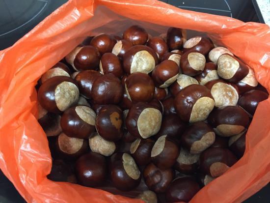 Restaurant Le Provence : marron offert