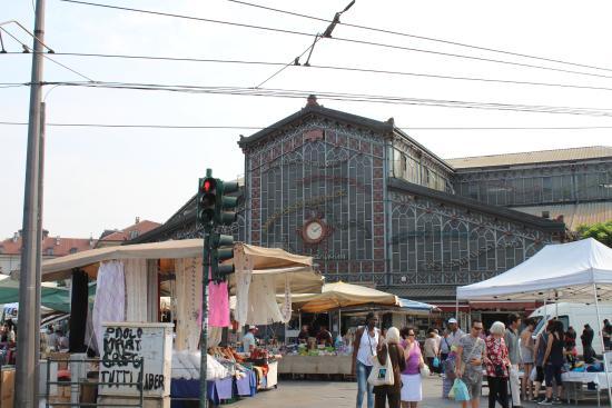 Mercato centrale foto di mercato di porta palazzo - Mercato di porta palazzo torino ...