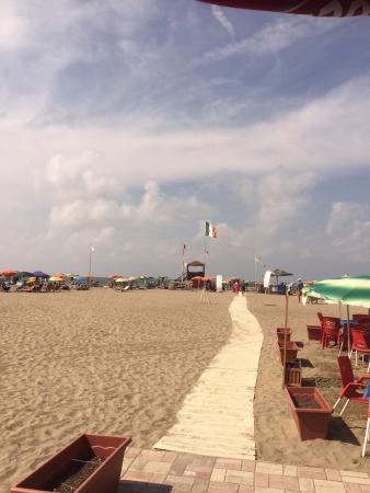 Ristorante del Primo Cancello Paradise beach