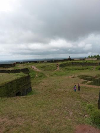 Sakleshpur, India: Mnjarabad Fort