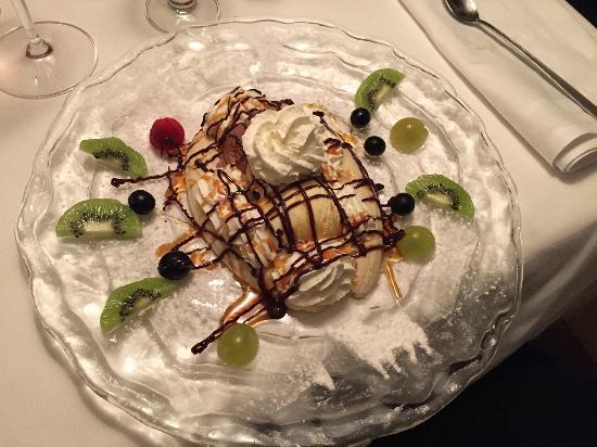 Restaurante La Finca : göttlich