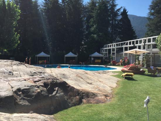 La piscine photo de andorra park hotel andorre la for Piscine andorre