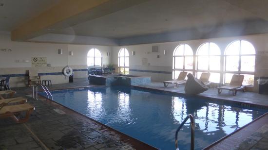 Comfort Suites: Binnenbad met jaccuzi